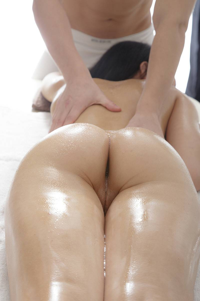 Erotic Butt And Anal Massage